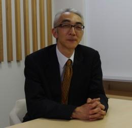 石塚勝営業部担当部長