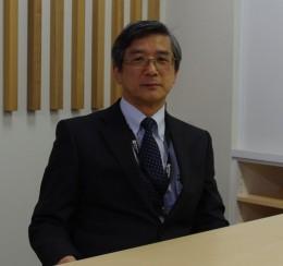 広川事業部長
