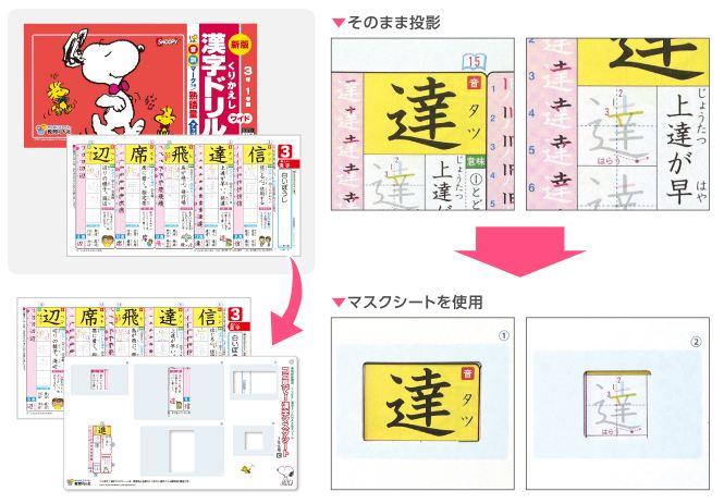 教育同人社 /ここ見て!漢字 ... : 5年生の漢字テスト : 漢字