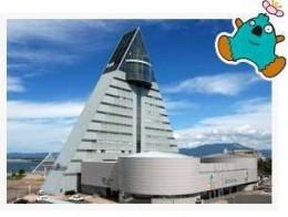 会場となる青森県観光物産館