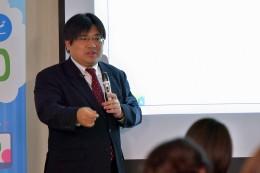 アイギス 脇貴志代表取締役
