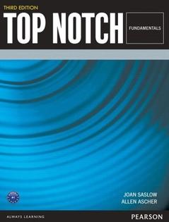 Top Notch 第三版の表紙