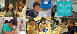 「Hour of Code」には2014年までに6000万人が参加