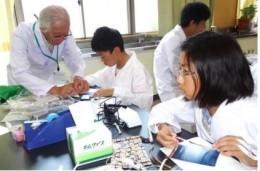 導電性プラスチックの実験
