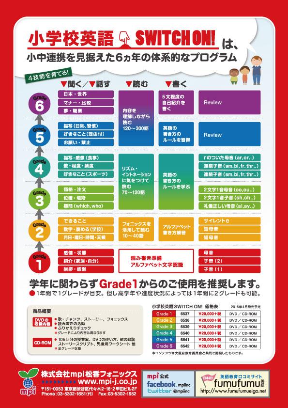 Switch 英語 学習 文英堂