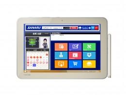 さなる式タブレットには、「要点解説動画」「解説カメラ」「学習支援ツール」「宿題」「学習スケジュール管理」「学習ゲーム」という6つの機能を搭載し、生徒の学習を支援する。