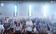 「360°VR Tour of EF NewYork」イメージ
