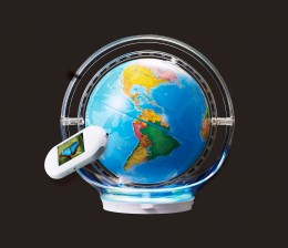 しゃべる地球儀 パーフェクトグローブ GAIA