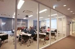 甲南大学「アクティブ・ラーニング」での授業風景