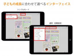 MetaMoJi ClassRoom画面イメージ