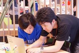 Life is Tech ! ×スクウェアエニックス 広尾学園スペシャルキャンプ