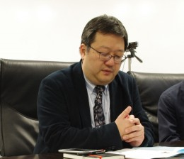 JSSEC啓発部会小池勉部会長