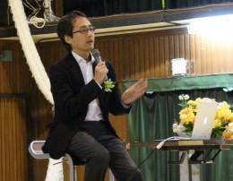 大阪教育大学の寺嶋 准教授