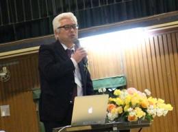 日本教育情報化振興会の赤堀会長