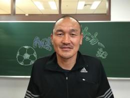 サッカー部特別顧問_秋田氏