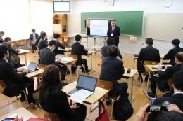 佼成学園 関根教諭の報告