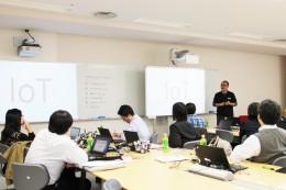 IoT指導者向けワークショップ