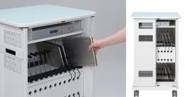 タブレット充電収納保管庫