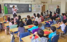 iPad導入初期の授業風景