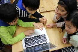 ICTの導入で学校が明るくなった