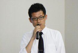 近畿大学附属校 の小谷隆行教諭
