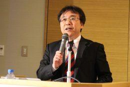 慶應義塾大学の中野教授