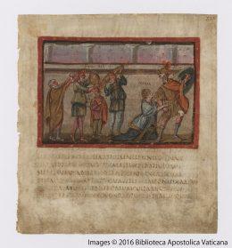 複製する「バチカン版ウェルギリウス」の対象ページ