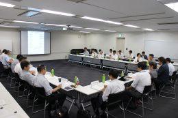 先導的教育システム実証事業評価委員会(昨年9月)