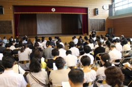 小金井市立小・中学校プログラミング教育研修会