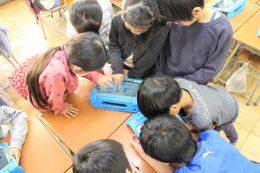 子どもたちの「学び合い」で進化する授業