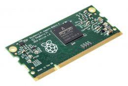 [アールエスコンポーネンツ] 組込み設計用「Raspberry Pi Compute Module 3」発売開始