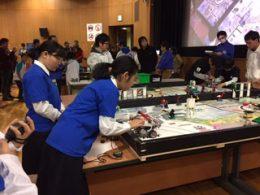 FLL2016 東日本第二ブロック大会 ロボットゲーム