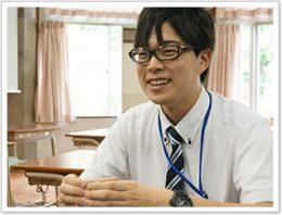 髙橋宏彰教諭