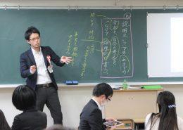 京都教育大学附属桃山小学校の長野健吉 教諭