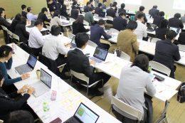 「プログラミング教育スタートに向けてのワークショップ」(内田洋行)