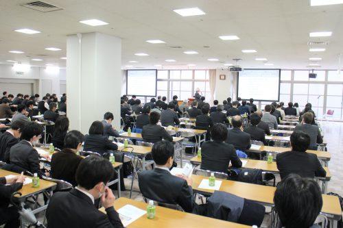 教務運営研究会「見学研修会」(佼成学園)