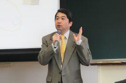 日大三島高校 渡邊武一郎校長