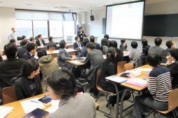 日大三島高校 早坂教諭の英語の授業