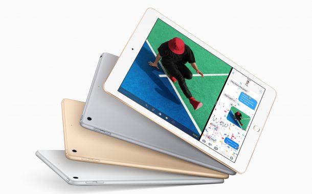 新モデルの9.7インチiPad