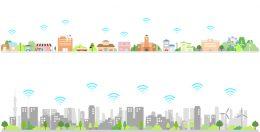 街中で利用される無線LAN