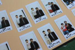 原田博士のサイン付き記念写真