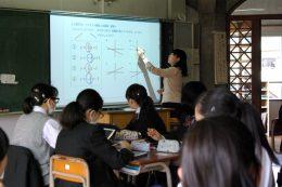 ICT機器を柔軟に使い分けた授業