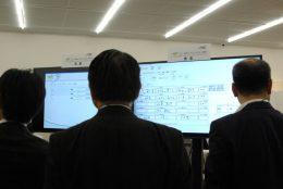 「デジタル版東京ベーシック・ドリル」のデモ画面