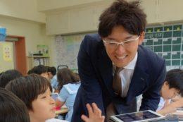 6年国語科担当 加藤 朋生