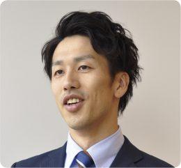 大阪梅田キャンパス 阿部賢太副キャンパス長