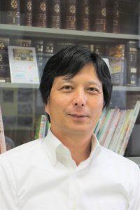 柏市教育委員会の佐和伸明さん