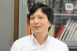 プログラミング教育のこれからを熱く語る佐和さん