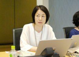 日本マイクロソフト 技術統括室 プリシンバルアドバイザー 大島友子氏