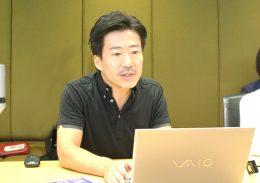 イースト 事業推進部 営業企画室 室長 柳明生氏