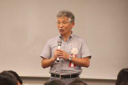関西大学中等部・高等部 田尻悟郎校長